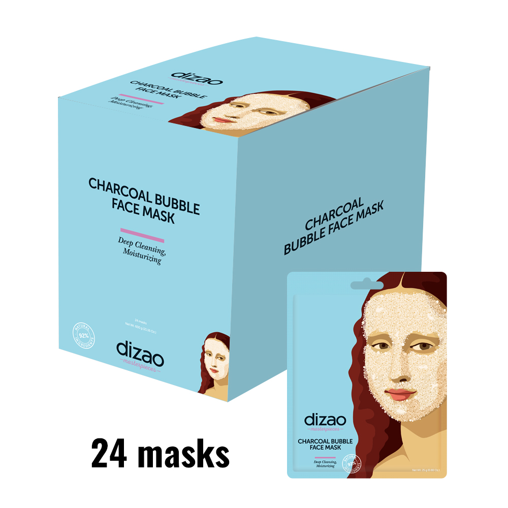 Buble face mask